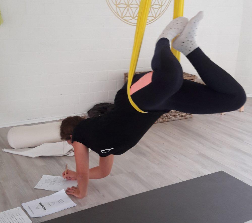 Aerial Yoga Ausbildung