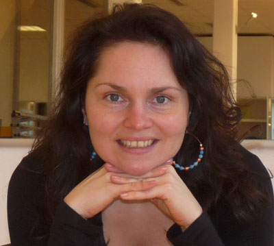 Autorin Nicole Quast-Prell