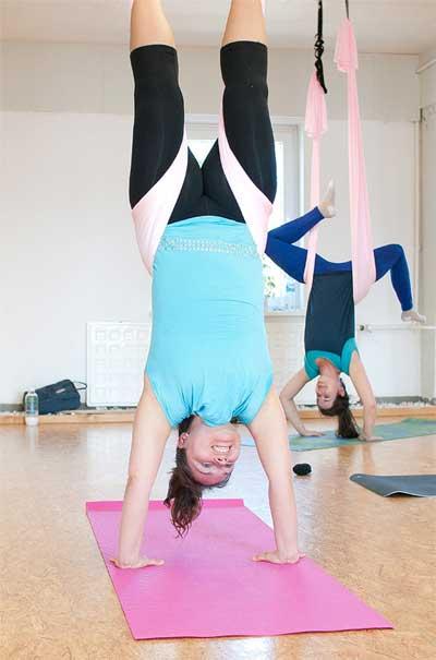 Aerial Yoga Studio Kiel