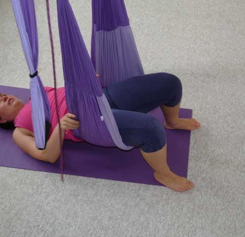 Aerial Yoga Regeneration