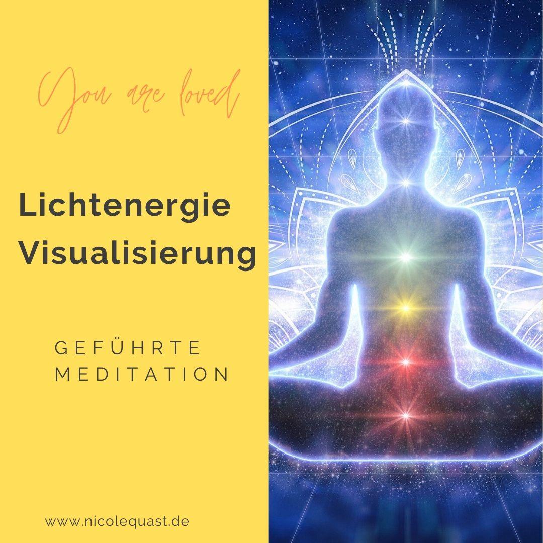 Geführte Meditation Lichtenergie