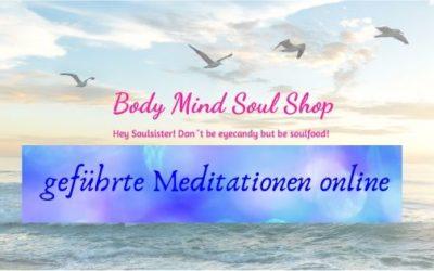 Geführte Meditationen online kaufen
