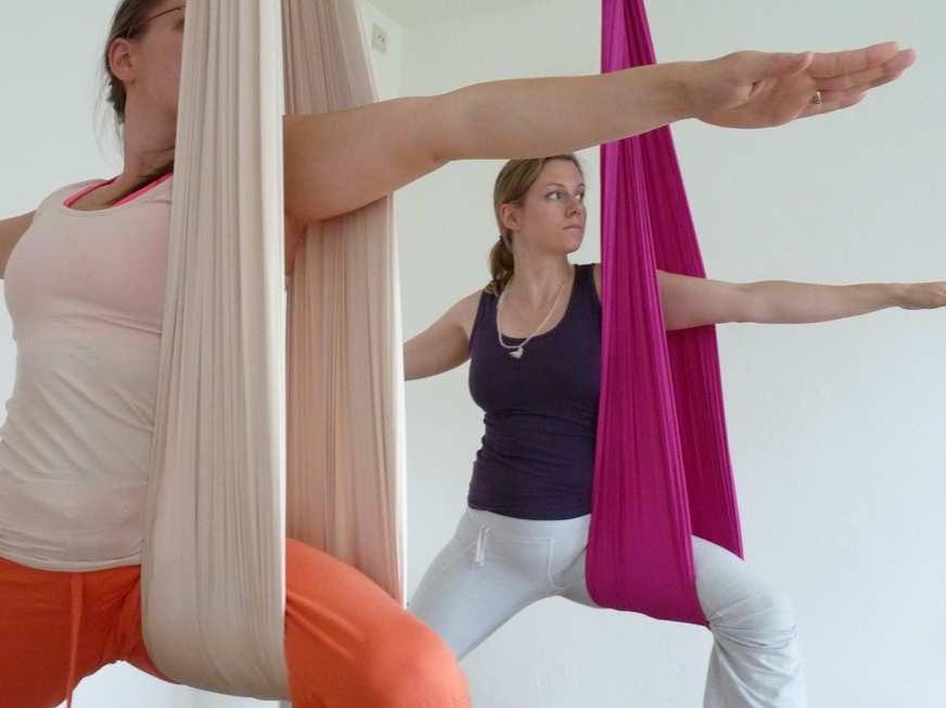 Aerial Yoga Basic Ausbildung