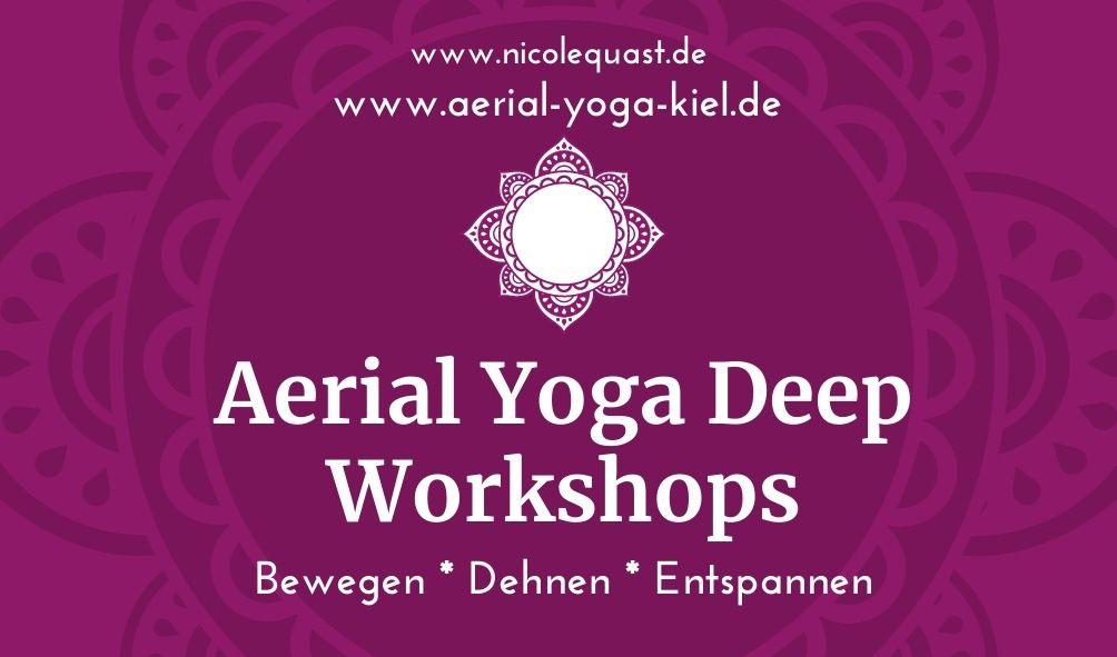 Aerial Yoga Deep
