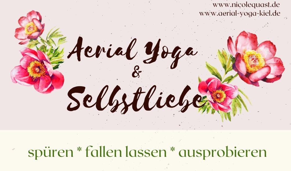 Aerial Yoga und Selbstliebe